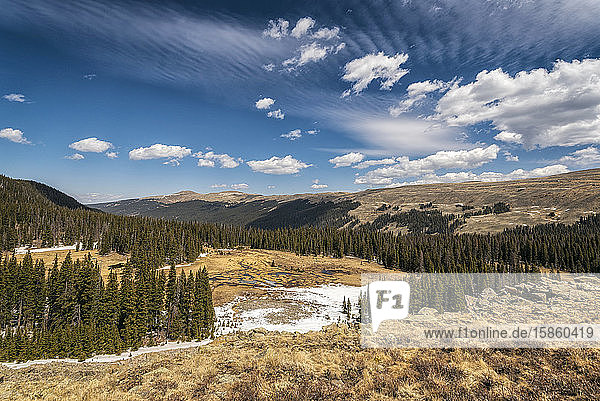 Landschaft in der Pecos-Wildnis