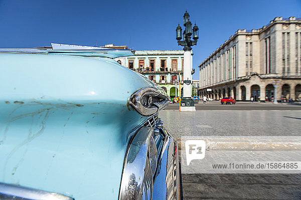 American car  Havana  Cuba  West Indies  Caribbean  Central America