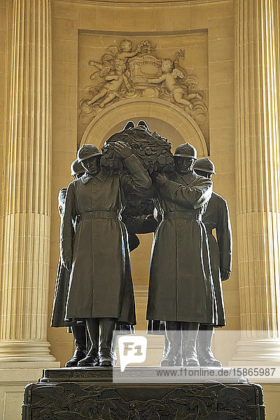 Ferdinand Foch Tomb; Paris  France