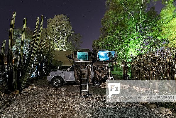 Urban Camp; Windhoek  Namibia