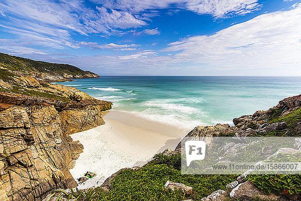 Praia Brava; Arraial do Cabo  Rio De Janeiro  Brazil