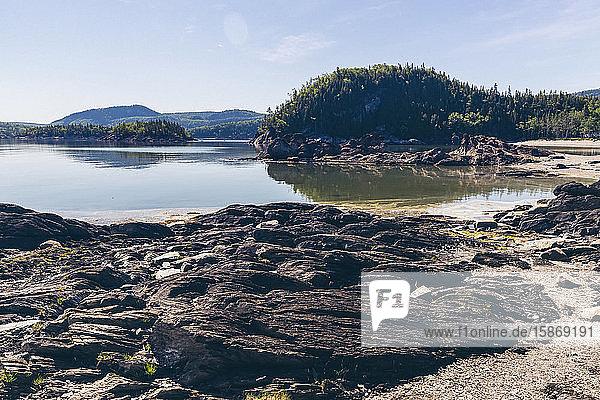 Bic National Park; Quebec  Canada