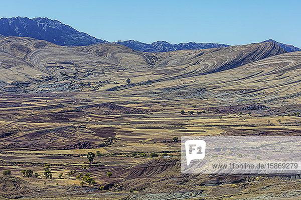 Crater de Maragua; Sucre  Bolivia