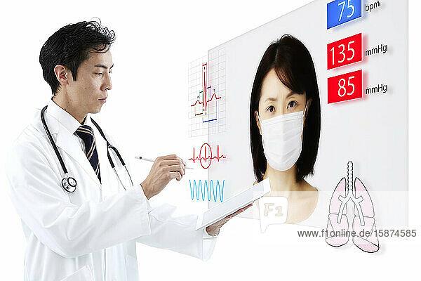 Futuristic remote medical assistance