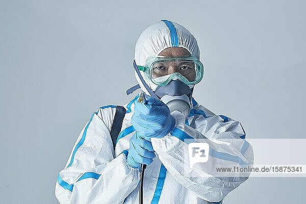 Pandemic disease prevention