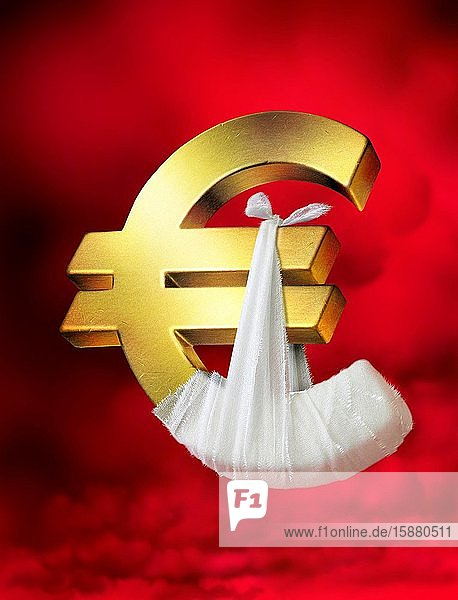 Illustration  euro sick