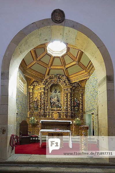 Capela de Nossa Senhora da Piedade  Da Sé Cathedral  Braga  Minho  Portugal.