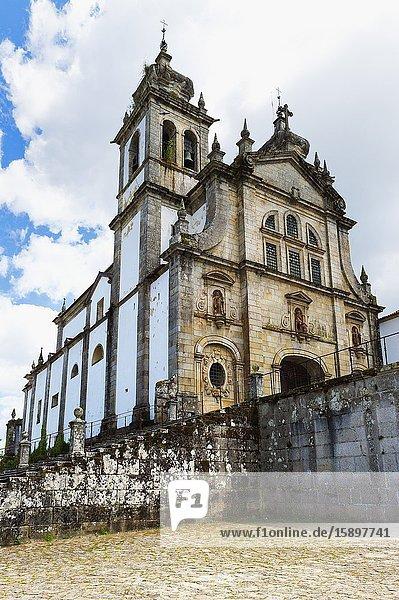 St. Martin of Tibaes Monastery  Braga  Minho  Portugal.