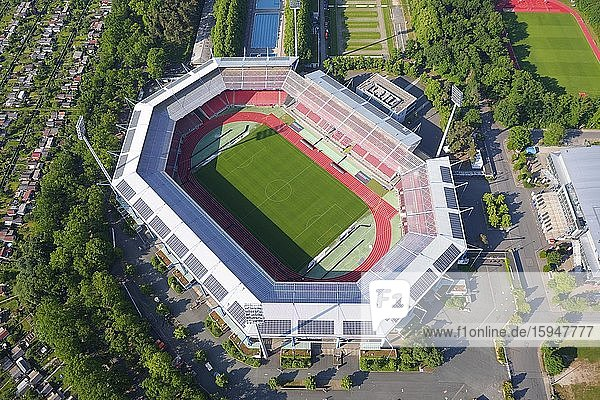 Max-Morlock-Stadion  Nürnberg  Mittelfranken  Franken  Bayern  Deutschland  Europa