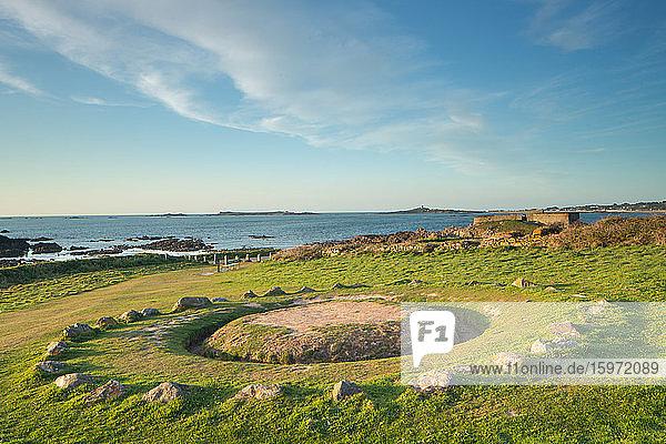 The Fairy Ring  Guernsey  Kanalinseln  Vereinigtes Königreich  Europa
