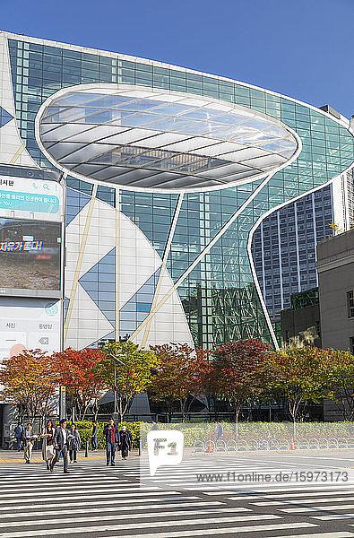 Rathaus  Seoul  Südkorea  Asien