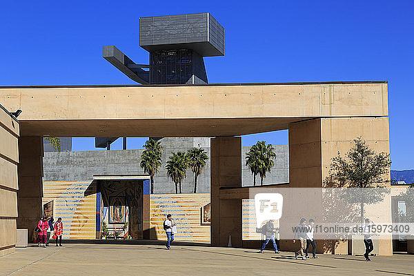 Kathedrale Unserer Lieben Frau von den Engeln  Los Angeles  Kalifornien  Vereinigte Staaten von Amerika  Nordamerika