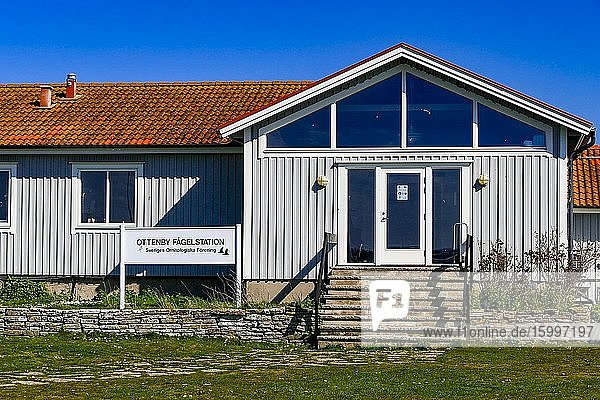 Ottenby  Oland  Sweden A national park on the southern top of the island popular with bird watchers and the Ottenby bird station.