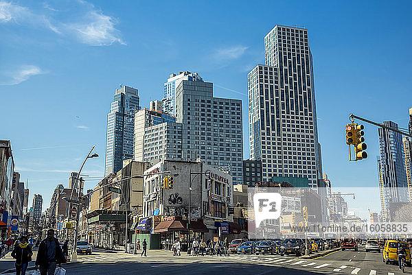 Brooklyn Heights; Brooklyn  New York  Vereinigte Staaten von Amerika