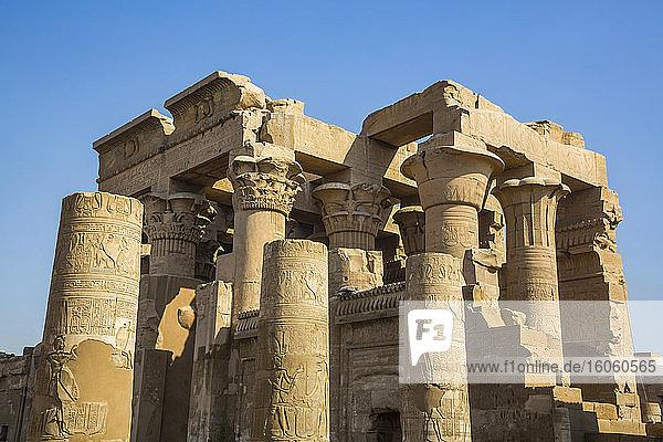 Temple of Sobek and Haroeris; Kom Ombo  Egypt