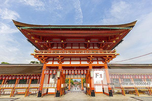 Fushimi Inari Taisha; Kyoto  Kansai  Japan