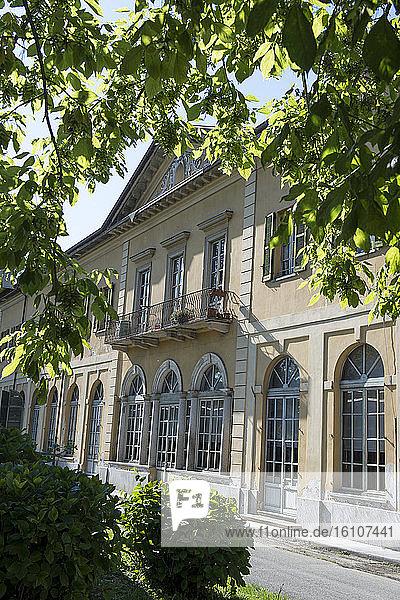 Italy  Lombardy  Milan  Villa Finzi