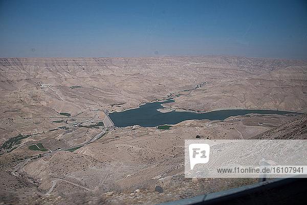 Asia  Middle East  Jordan  Wadi Mujib