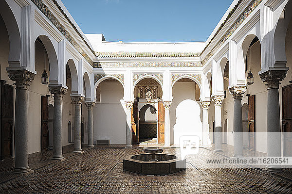 Kasbah  Tangier  Morocco  North Africa