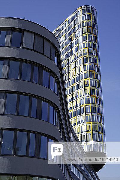 Deutschland  München  Blick auf das ADAC-Zentrum Deutschland, München, Blick auf das ADAC-Zentrum
