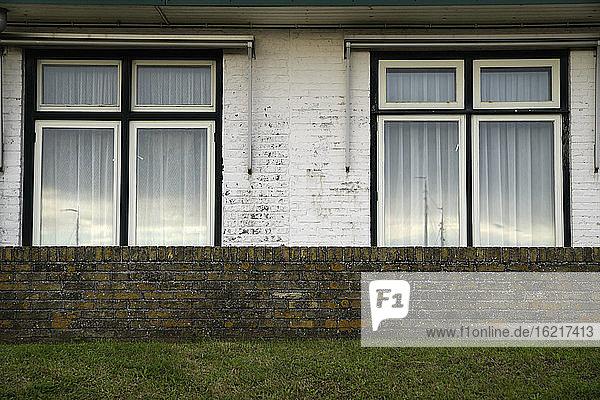Niederlande  Ansicht des neuen Hauses auf der Insel Vlieland Niederlande, Ansicht des neuen Hauses auf der Insel Vlieland