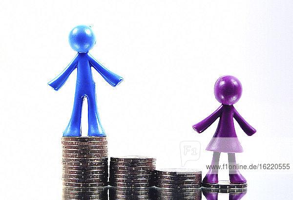 Lohnunterschiede zwischen Männern und Frauen