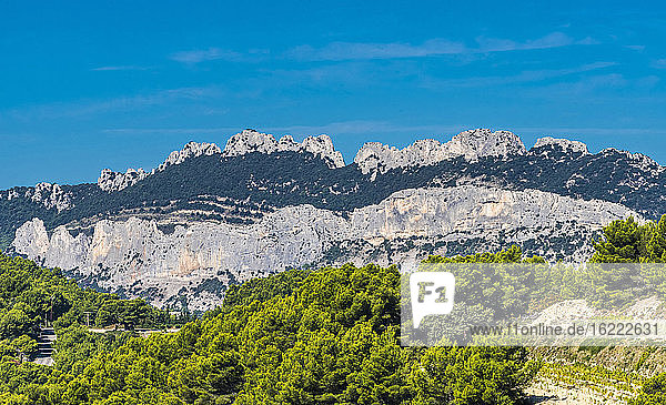 France  Provence  Vaucluse  Dentelles de Montmirail