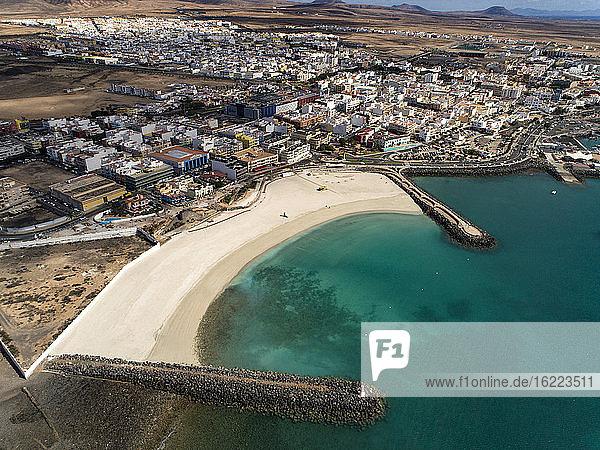 Espagne  Canaria Islands  Fuerteventura.Puerto del Rosario