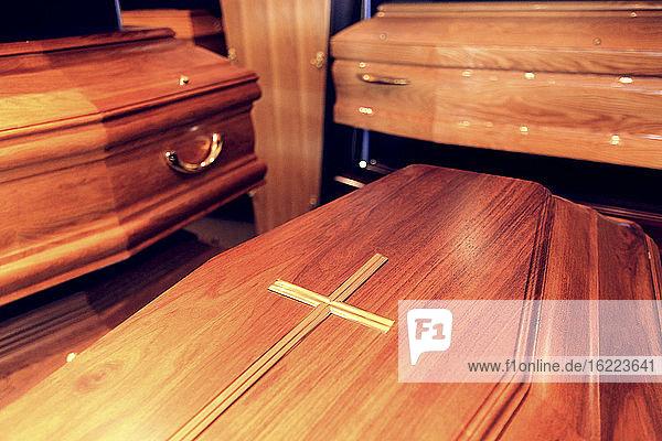 Beerdigungsinstitut