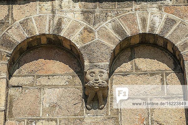 Limousin- Haute-Vienne - Abbey church of Solignac