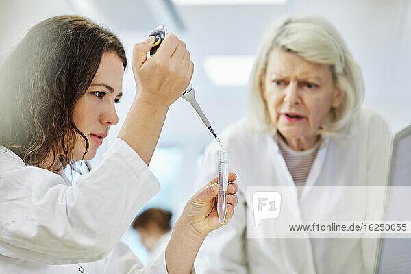 science resarch