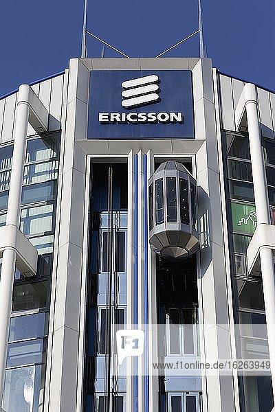 Ericsson Deutschland Zentrale,  Düsseldorf,  Nordrhein-Westfalen,  Deutschland,  Europa