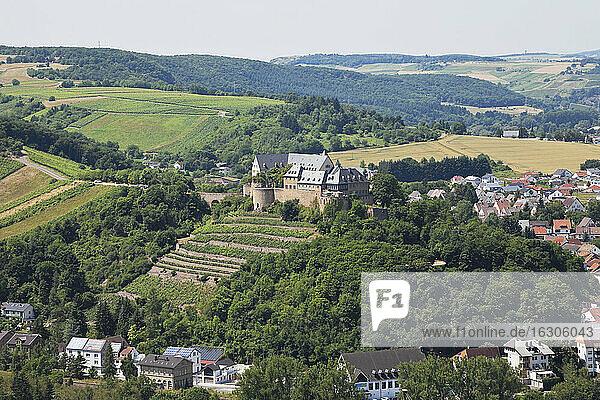 Germany  Rhineland-Palatinate  Bad Munster am Stein-Ebernburg