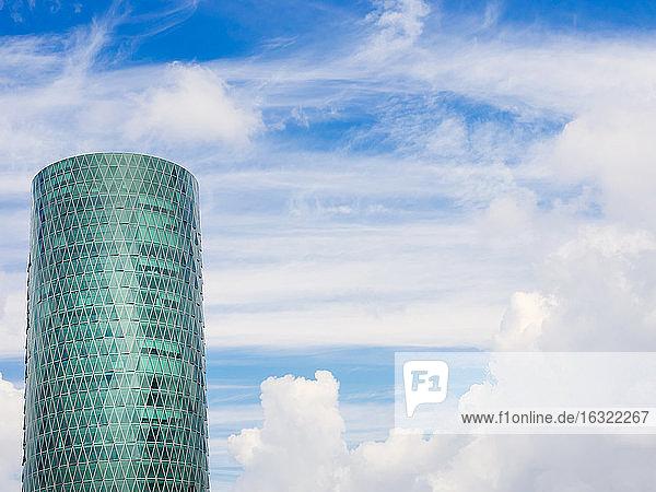 Germany  Frankfurt  Westhafen Tower