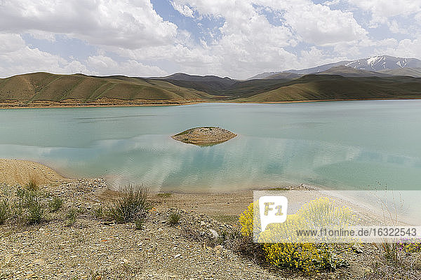 Turkey  East Anatolia  Guezelsu  Zernek Dam