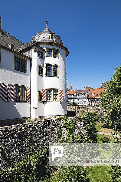 Germany  Hesse  Frankfurt-Hoechst  Old castle