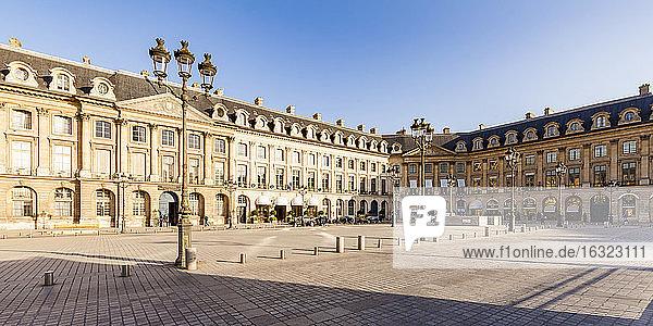 France  Paris  Place Vendome  Hotel Ritz