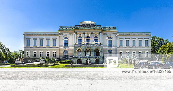 Austria  Salzburg State  Flachgau  Schloss Klessheim