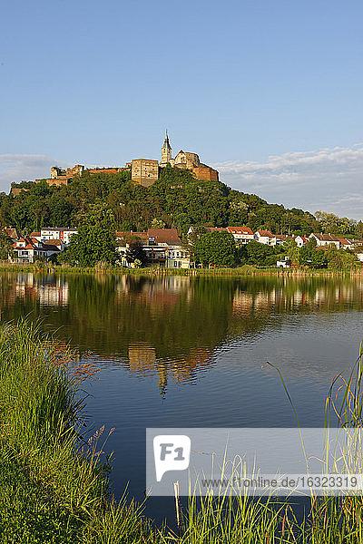 Austria  Burgenland  Guessing  Guessing Castle