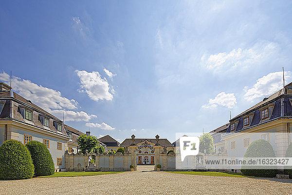 Austria  Burgenland  Halbturn  Palace Halbturn
