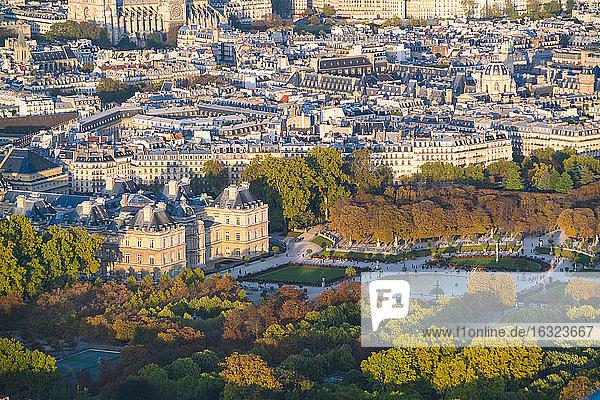 France  Paris  6th arrondissement  Jardin du Luxembourg