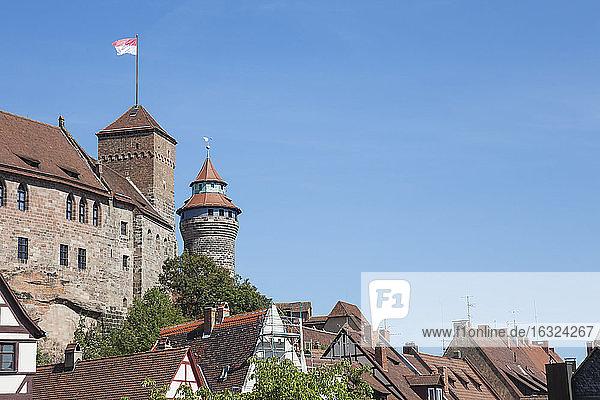 Germany  Bavaria  Nuremberg