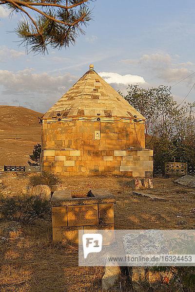 Turkey  Black Sea Region  Mausoleum of Sehit Osman