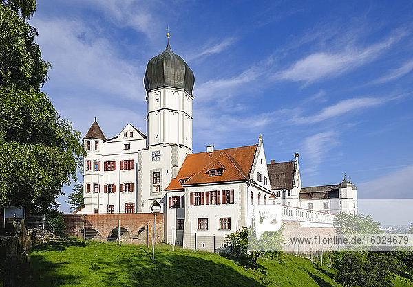 Germany  Illertissen  Voehlin Castle