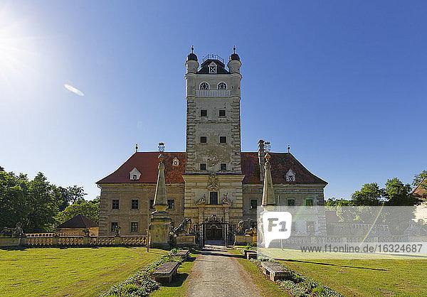Austria  Lower Austria  Roehrenbach  Greillenstein castle