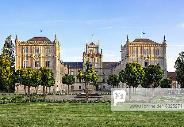 Germany  Bavaria  Coburg  Ehrenburg Palace