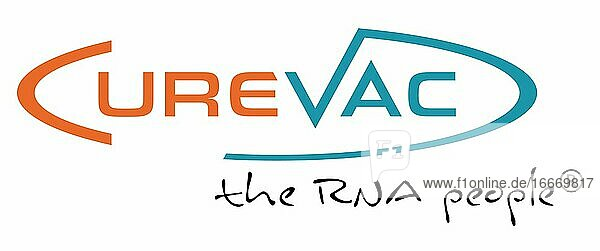 Logo  Curevac  pharmaceutical company