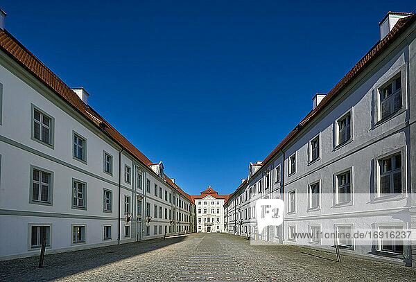 Schloss Hirschberg  Beilngries  Bayern  Deutschland  Hirschberg castle  Beilngries  Bavaria  Germany 