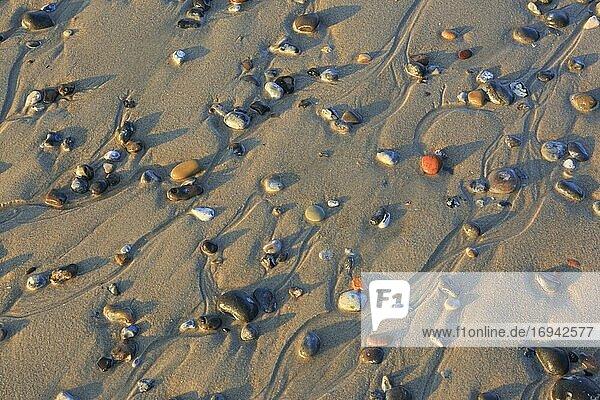Sand und Steine  Deutschland  Europa