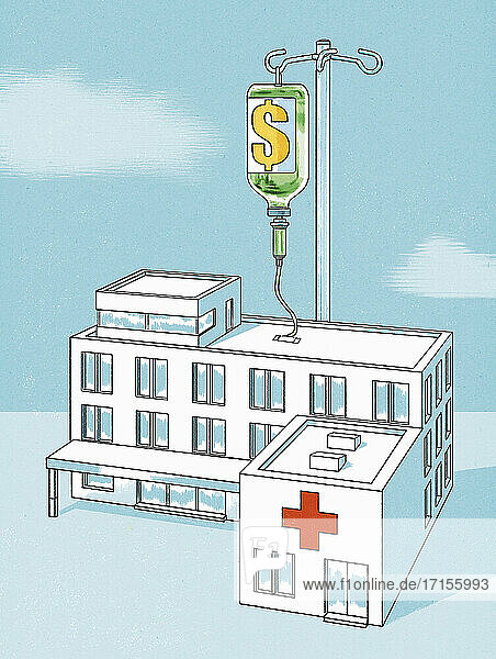 Krankenhaus erhält Dollar-Infusion